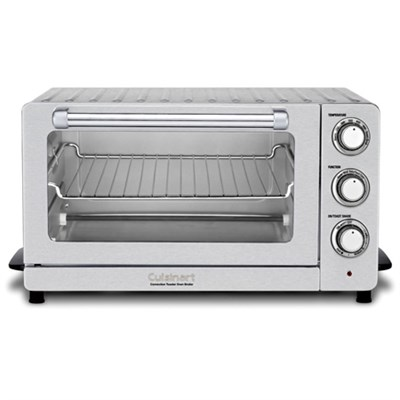 TOB-60N1 Toaster Oven Broiler with Convection, Stainless Steel