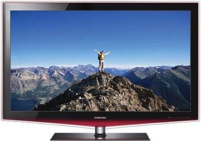 LN55B650 - 55` High-definition 1080p 120Hz LCD TV With Medi 2.0