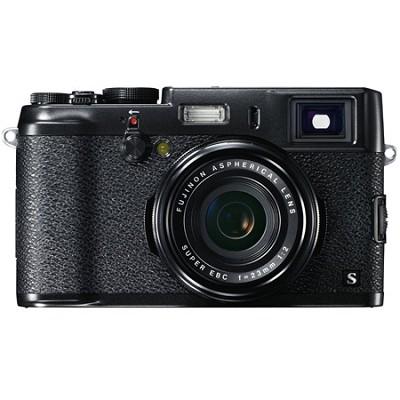 X100S 16MP Full HD 1080p Video Digital Camera - Black