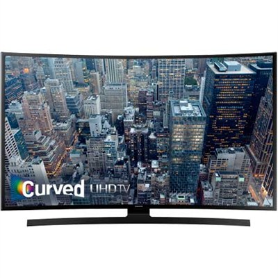 UN40JU6700 - 40-Inch Curved 4K Ultra HD Smart LED HDTV - REFURBISHED