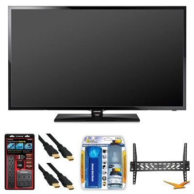 UN50F5000 50` 60hz 1080p LED HDTV Wall Mount Bundle