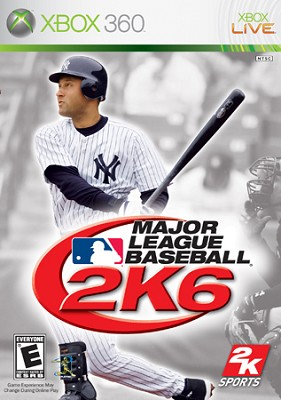 Major League Baseball 2K6 For Xbox 360