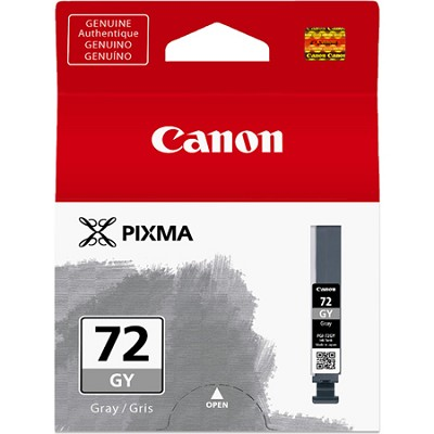 PGI-72 Gray Pigment Ink Catridge for PIXMA PRO 10 Printer