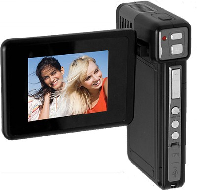 DVR 865HD 8.1MP 2.4` LCD, 8x Digital Zoom Camcorder