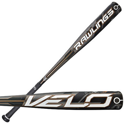VELO BBCOR High School/Collegiate Baseball Bat (31-Inch/28-Ounce)