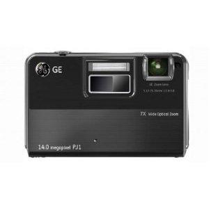 PJ1-BK 14MP Power Pro Digital Camera w/ Built-In Pico Projector & 7x Zoom