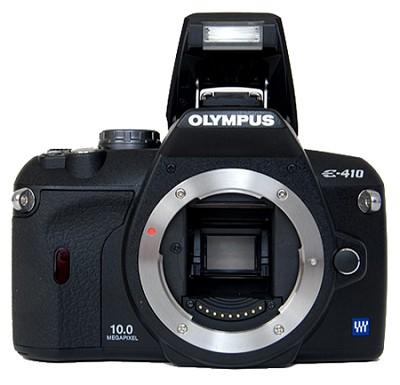 Evolt E-410 10 MP Digital SLR (Body Only)