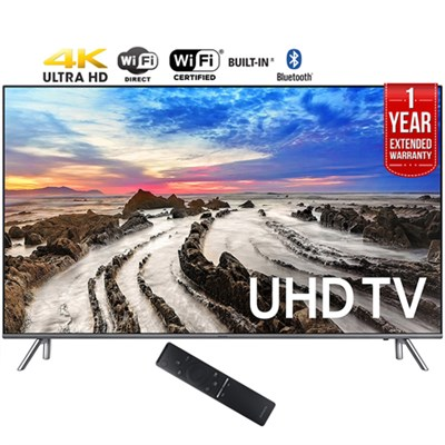 64.5` 4K Ultra HD Smart LED TV (2017) + 1 Year Extended Warranty - Refurbished