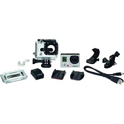 Camera HD HERO3: Silver Edition