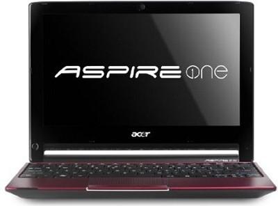 Aspire AO533-13083 10.1-Inch Netbook (Glossy Red)