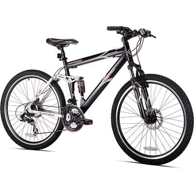 26` Topkick Dual Suspension 21 Speed Mountain Bike (72670)