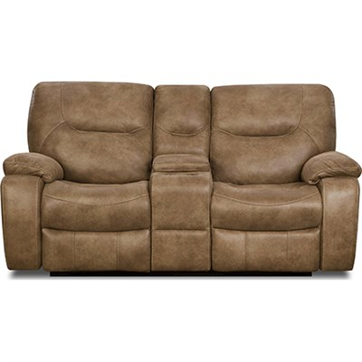 Homestead Double Reclining Loveseat in Sand - 98505DRL-SN