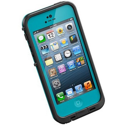 fre iPhone Case for the iPhone 5 - Teal