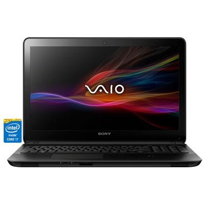 Fit 15E SVF1532BGXB 15.5` Black Notebook PC - Intel Core i7-4500U Processor