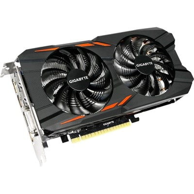GEFORCE GTX 1050 PCIE 2GB GDDR5 DVI HDMI 3XDP WINDFORCE