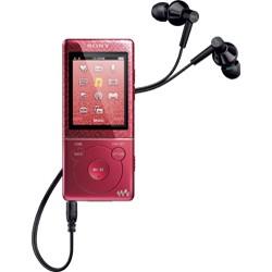NWZ-E473RED 4GB E Series Walkman Video MP3 (Red)