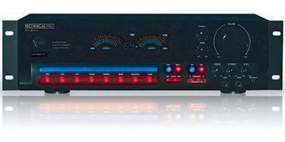 RX-B501 1500 Watt Power Integrated Amp with Digital Spectrum (Black)