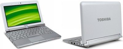Mini NB305-N440WH 10.1-Inch Frost White Netbook