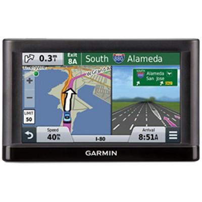 nuvi 56 Essential Series GPS Navigator with 5` Display (010-01198-02)