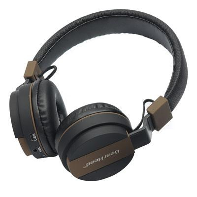 Wireless BT Headphones MIC
