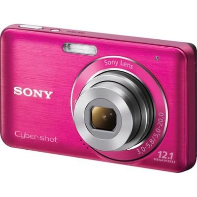 DSC-W310 Digital Camera (Pink)