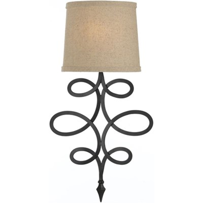 Rhythm Sconce in Oil-Rubbed Bronze - 8605-1W