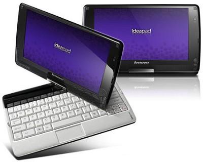 Ideapad S10-3t 0651-85U 10.1-Inch Netbook Tablet (Black) Intel Pentium G6950