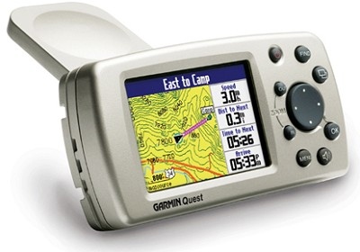 Quest GPS Receiver w/intergrated GPS Antenna