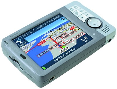 iCN 510 Stand Alone GPS Receiver