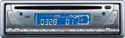 KD-G110 In-Dash CD Player