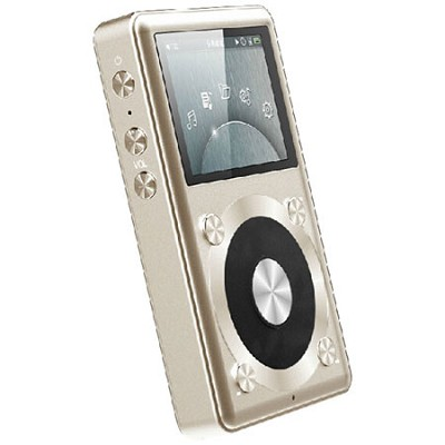X1 Portable High Resolution LossLess Gold Music Player