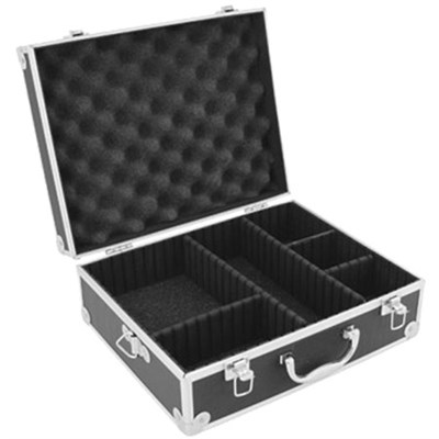 Professional Hard Sided Carrying Case for SLR Cameras Gadgets and More VHC-1800