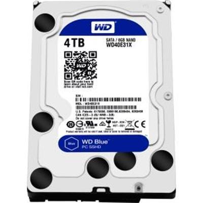 4TB WD Blue  3.5` SSHD