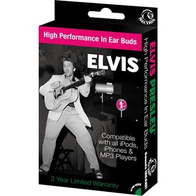 RBW-5673 - Elvis Presley - Early Years In-Ear Buds Window Box