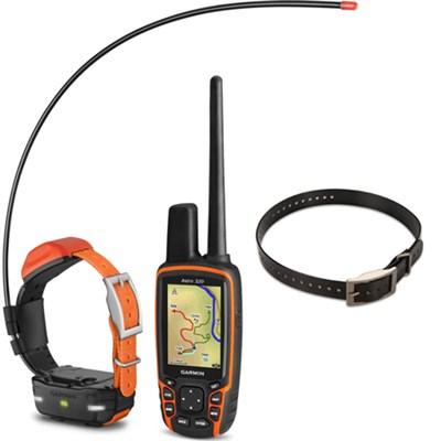 Astro 320 Handheld and T 5 mini Dog Training Device - Dog Collar Black Bundle