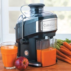 CJE-500 Compact Juice Extractor, Factory Refurbished