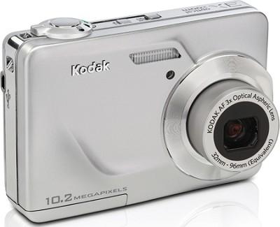 EasyShare C180 10.2 MP 3x Zoom 2.4` LCD Digital Camera (Silver)