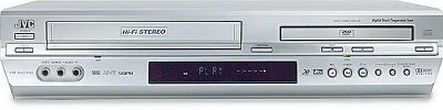 HR-XVC33U Combination DVD/CD player + VCR