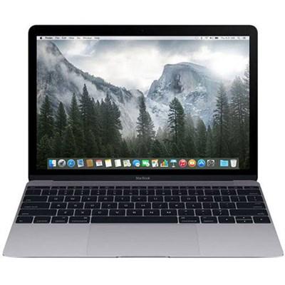 MacBook MJY32LL/A 12` Laptop with Retina Display 256 GB, Space Gray Refurbished
