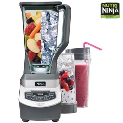 BL661 Ninja Professional Blender & Nutri Ninja Cups -Certified Refurbished