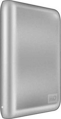 My Passport Essential 500GB Ultra-Portable USB Drive w/ Auto Backup (Silver)