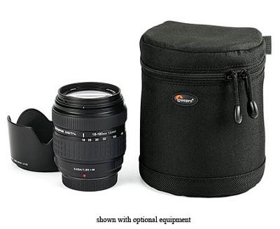 Lens Case 1W (Black) fits lenses up to 82mm