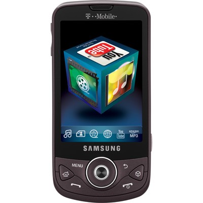 T939 Behold II Unlocked Android Phone with 5MP Camera/ Camcorder (Brown)