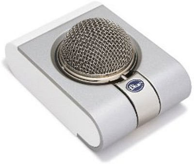 Snowflake Portable USB Microphone - OPEN BOX