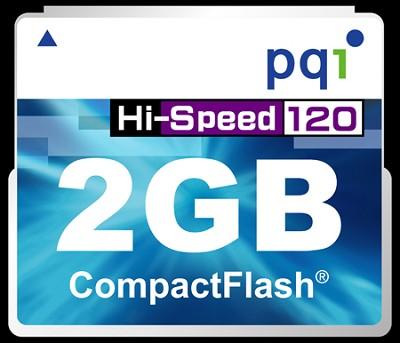 2GB 120X Super-High-Speed Compact Flash Memory Card