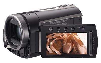 GZMG730 Hard Disk 7 megapixel CCD Camcorder - OPEN BOX