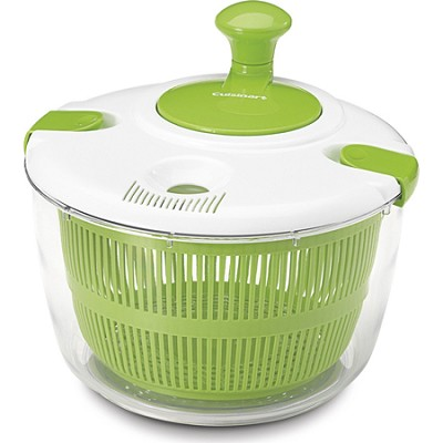 Green and White Salad Spinner (CTG-00-SAS)