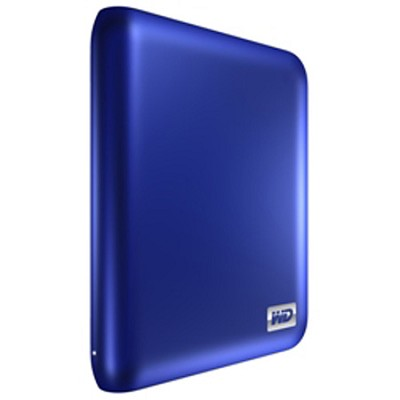 My Passport 1 TB USB 2.0/3.0 Portable Hard Drive - Blue