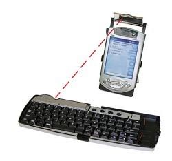 FULL SIZE Keyboard PLUS Folding Travel Charger
