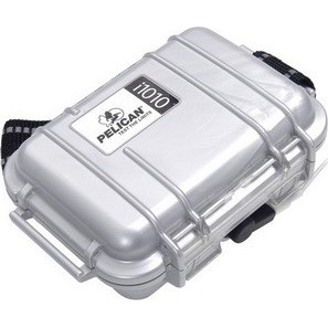 i1010 Waterproof Case for iPod (Silver)